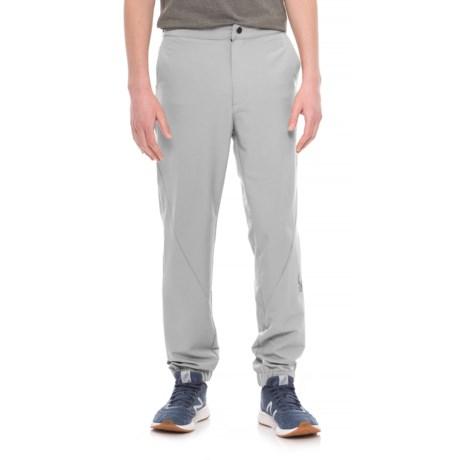 Spyder Woven Joggers (For Men) in Alloy Light Grey
