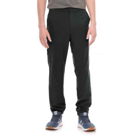 Spyder Woven Joggers (For Men) in Black - Closeouts