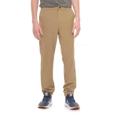 Spyder Woven Joggers (For Men) in Lead Khaki - Closeouts
