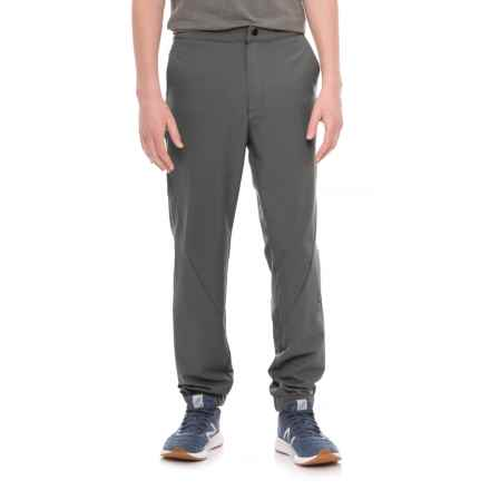 Spyder Woven Joggers (For Men) in Polar Dark Grey - Closeouts