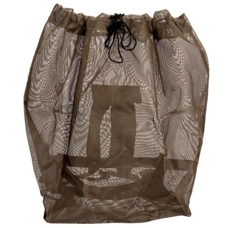 Square Bottom Decoy Bag