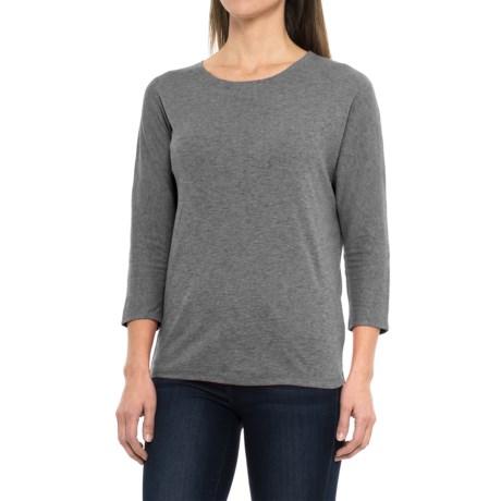 0f50f5d5ff3cd St. Tropez West No Band Dolman Slub Shirt (For Women) - Save 47%