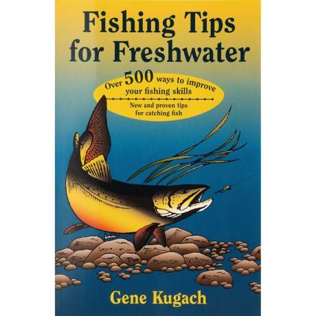 Stackpole Books Fishing Tips for Freshwater Book - Paperback, By Gene Kugach in See Photo