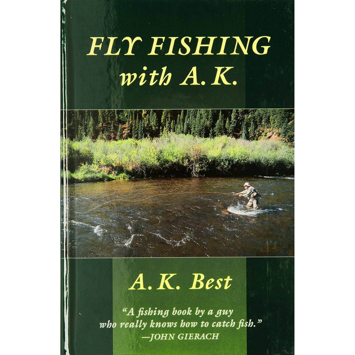 Stackpole books fly fishing with a k book hardcover by for Best fishing books