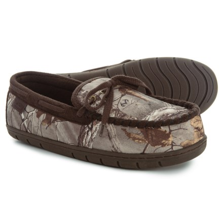 861abd93440 Staheekum Country Realtree Xtra® Camo Slippers (For Men) in Camo - Closeouts