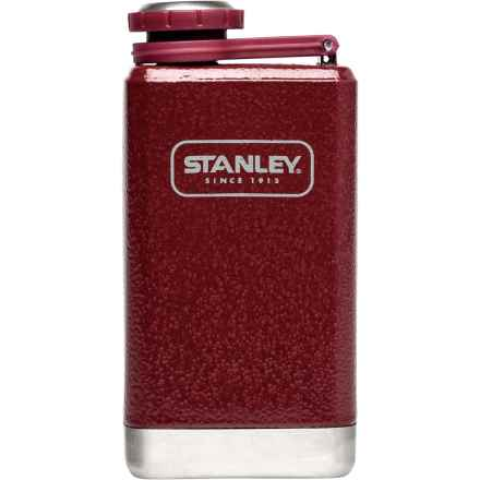 Stanley Adventure Stainless Steel Flask - 5 fl.oz. in Crimson - Closeouts