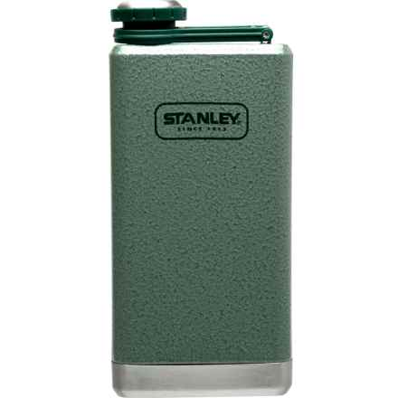 Stanley Adventure Stainless Steel Flask - 8 fl.oz. in Green - Closeouts