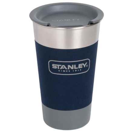 Stanley Adventure Stainless Steel Pint Mug - 16 fl.oz. in Blue - Closeouts