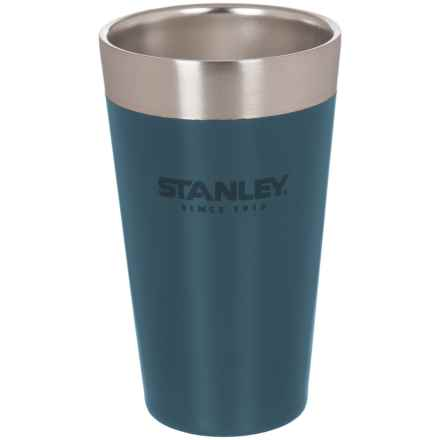Stanley Adventure Vacuum-Insulated Stacking Tumbler - 16 oz. in Abyss - Closeouts