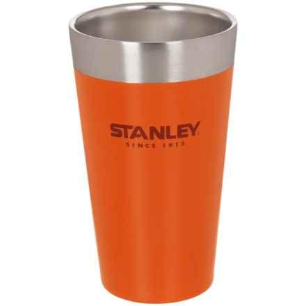 Stanley Adventure Vacuum-Insulated Stacking Tumbler - 16 oz. in Orange - Closeouts