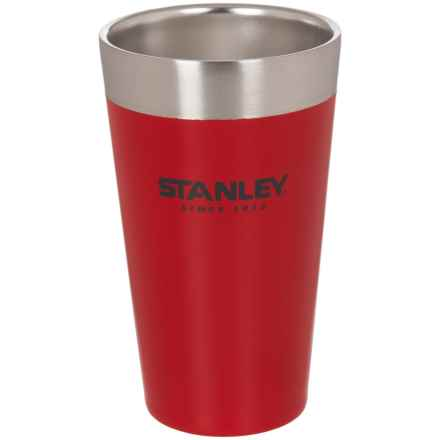 Stanley Adventure Vacuum-Insulated Stacking Tumbler - 16 oz. in Red - Closeouts
