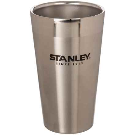 Stanley Adventure Vacuum-Insulated Stacking Tumbler - 16 oz. in Stainless - Closeouts