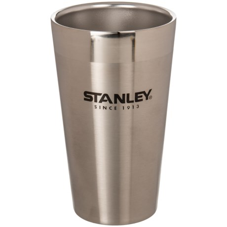 Stanley Adventure Vacuum-Insulated Stacking Tumbler - 16 oz. in Stainless