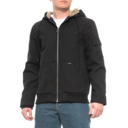 stanley-canvas-hooded-jacket-sherpa-line