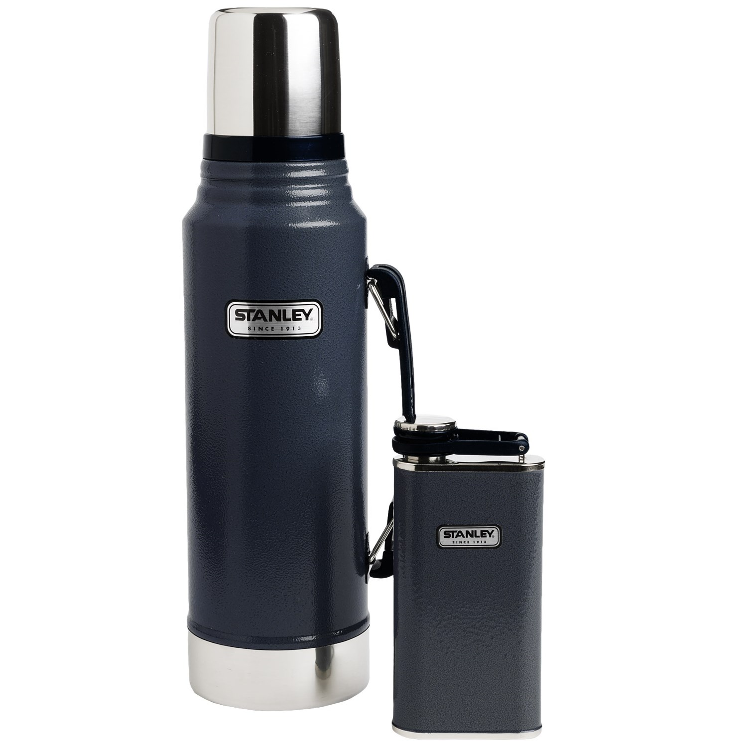 Stanley Classic Vacuum Insulated Bottle And Flask Gift Set