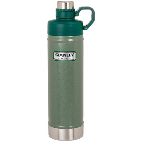 Stanley Classic Vacuum Water Bottle - 25 oz. in Green