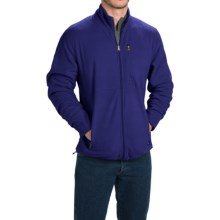 Stanley Fleece Jacket - Full Zip (For Men) in Royal - Closeouts
