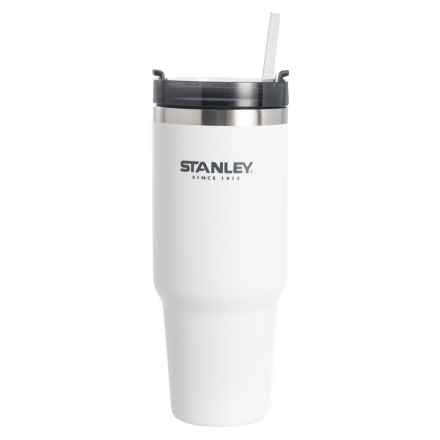 Stanley Large Vacuum-Insulated Travel Cup - 30 oz. in Polar White - Closeouts