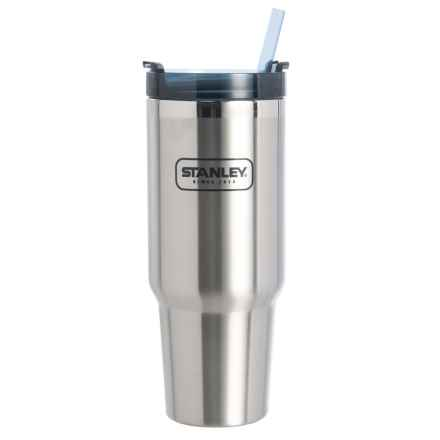 Stanley Large Vacuum-Insulated Travel Cup - 30 oz. in Stainless - Closeouts