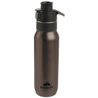 Stanley One-Handed Water Bottle - 34 fl.oz., BPA-Free in Pewter