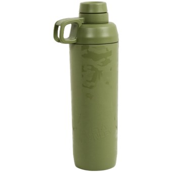 Stanley Recycled H2O Bottle - 24 fl.oz., Recycled Materials in Moss