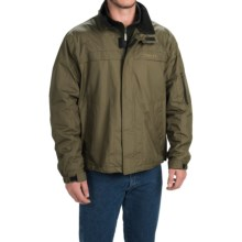 Stanley Ripstop Jacket (For Men) in Olive - Closeouts