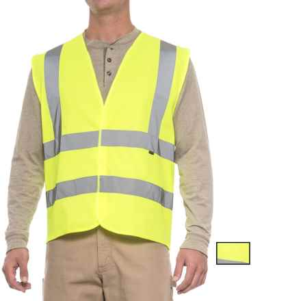 Stanley Safety Reflective Vest - 2-Pack in Yellow - Closeouts