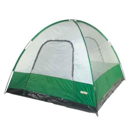 Stansport Black Granite El Capitan Dome Tent - 6-Person, 3-Season in See Photo - Closeouts