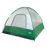 Stansport Black Granite Rainier Dome Tent - 4-Person, 3-Season