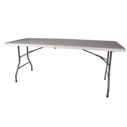 Stansport Folding Camp Table in See Photo - Closeouts