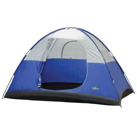 Stansport Teton Dome Tent - 6-Person, 3-Season in See Photo - Closeouts