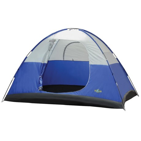 Stansport Teton Dome Tent - 6-Person, 3-Season in See Photo