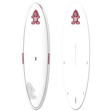 "Starboard Atlas Extra Stand-Up Paddleboard- 12'x36"" in White - 2nds"