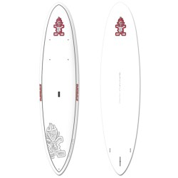 """Starboard Atlas Stand-Up Paddleboard - 12'x33"""" in White"""