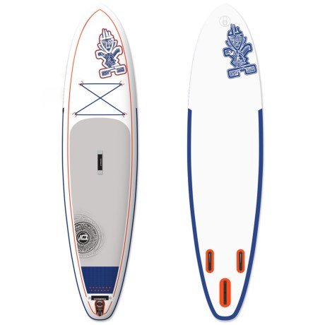 Starboard Drive Astro Zen Inflatable Stand Up Paddle Board 105x26