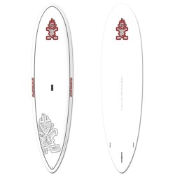 "Starboard Drive Stand-Up Paddleboard - 10'5""x30"" in White"