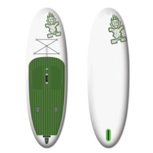 "Starboard Fisherman AST Stand-Up Paddle Board - 11'2""x3'3"" in See Photo - Closeouts"