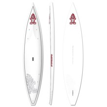 "Starboard Touring Stand-Up Paddleboard - 12'6"" x30"" in White - 2nds"