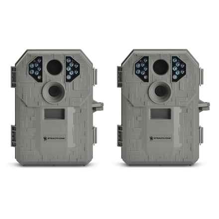Stealth Cam P12 Trail Camera- 2 Pack in See Photo - Closeouts