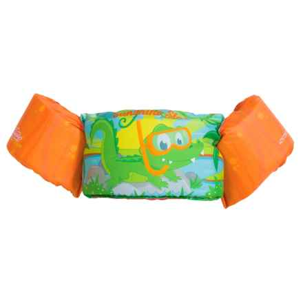Stearns Puddle Jumper Deluxe PFD Life Jacket (For Little Kids) in Orange Florida - Overstock