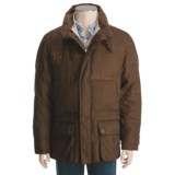 Steinbock Goose Down Car Coat (For Men)