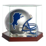 Steiner Sports Barry Sanders Signed Detroit Lions® Authentic Throwback Helmet
