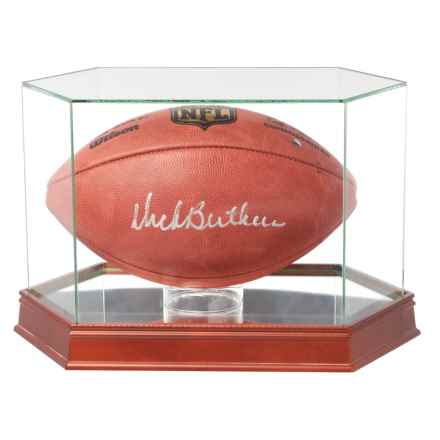 Steiner Sports Dick Butkus Signed NFL® Authentic Game Ball in See Photo - Closeouts