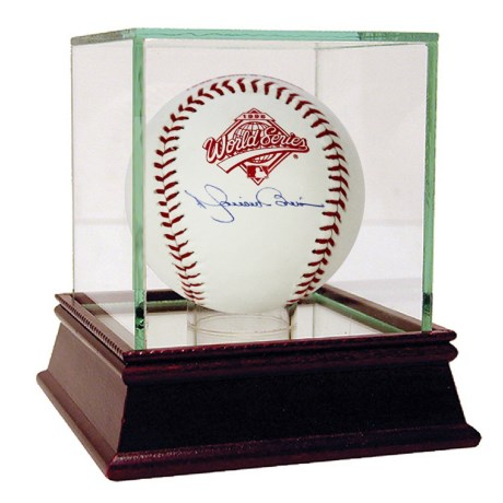 Steiner Sports Mariano Rivera Autographed 1996 World Series® Baseball in See Photo