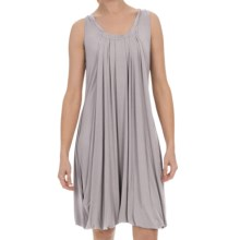 Stella Carakasi Day After Day Crew Dress - Sleeveless (For Women) in Haze - Closeouts