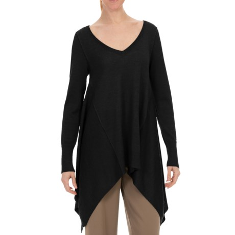 Stella Carakasi Finders Keepers Sweater - Alpaca-Silk (For Women) in Caviar