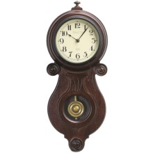 Sterling & Noble Pendulum Clock in See Photo - Closeouts