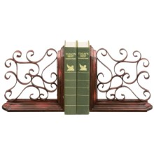 Sterling Industries Chatham Bookends in See Photo - Closeouts