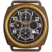Sterling Industries Fairhaven Wristwatch Wall Clock in See Photo - Closeouts