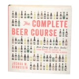 Sterling Publishing The Complete Beer Course, Hardcover Book